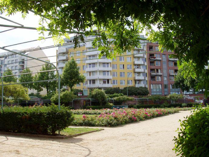 Vermietete Eigentumswohnung in Berlin-Mitte