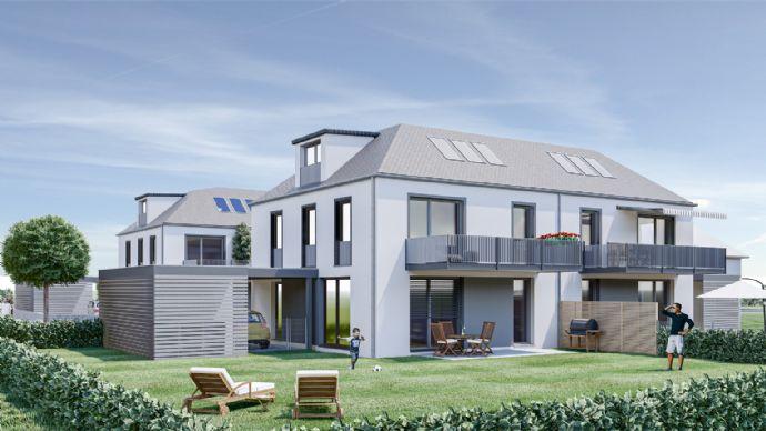 Neubauprojekt 4x Schlüsselfertige individuell geplante