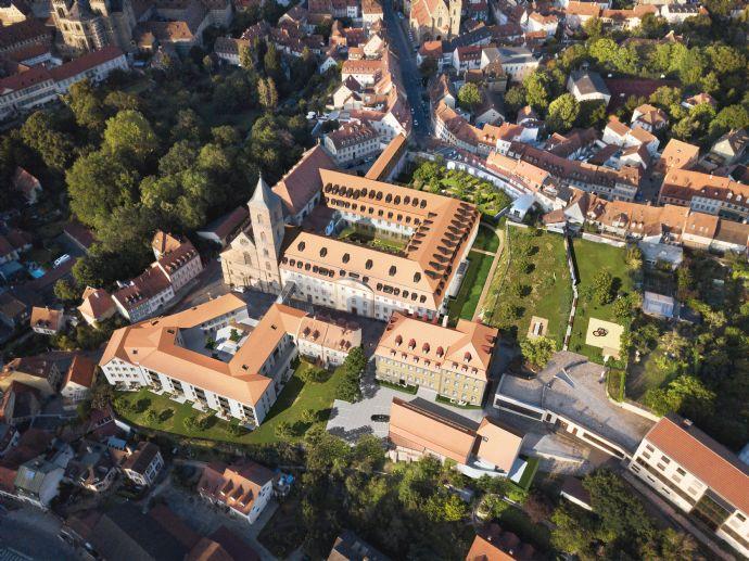4-Zimmer Suite im Denkmalensemble Kloster Karree® in der UNESCO-Welterbe Altstadt Bamberg