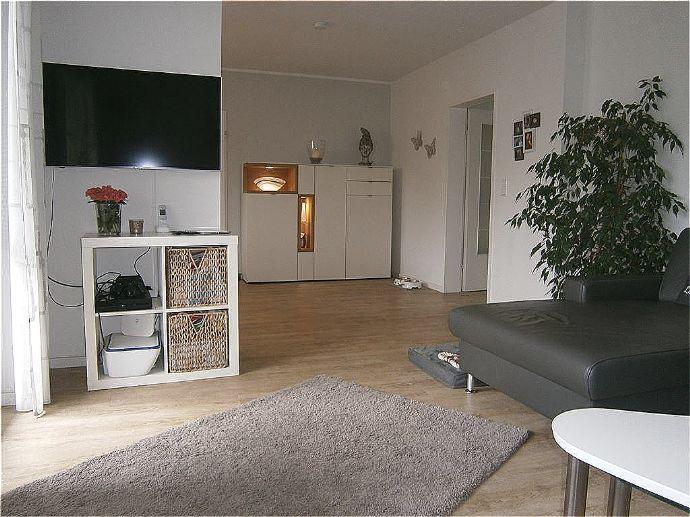 Top sanierte Wohnung mit Tiefgaragenstellplatz