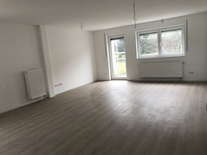 NEUBAU 2-Zimmer Wohnung mit Balkon in zentraler Lage in Veitsbronn-Siegelsdorf