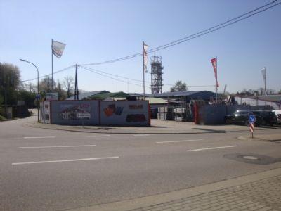 Heusweiler Halle, Heusweiler Hallenfläche