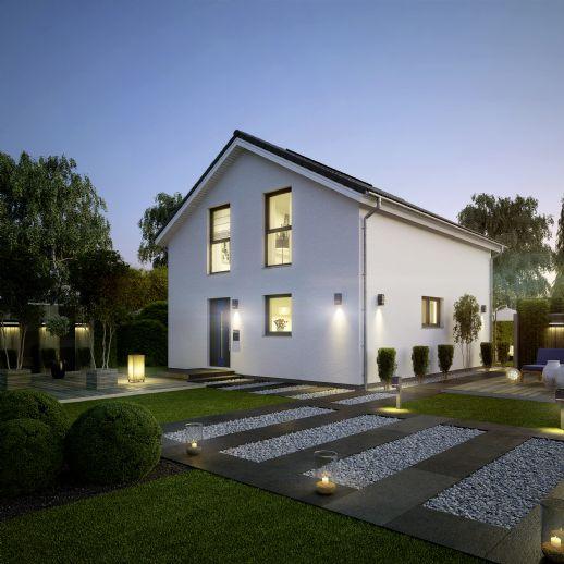 Modernes Einfamilienhaus von ProHaus