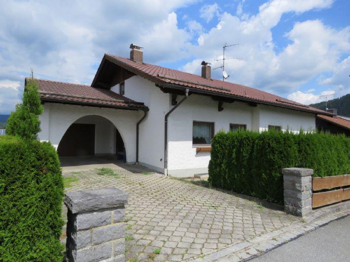 Einfamilienhaus mit ELW in sehr ruhiger und bevorzugter Wohnlage mit Blick ins Perlbachtal Nähe Schloss Egg