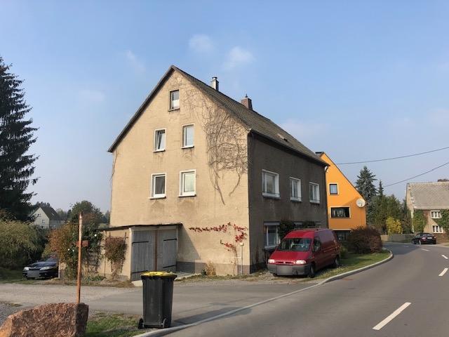 großes Einfamilienhaus unweit von Freiberg