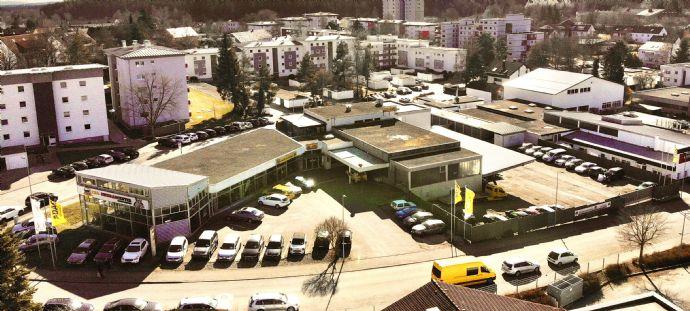 Wohn- und Geschäftshaus 4 900m² -