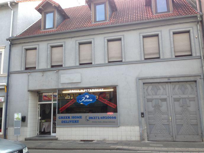 Zwei Wohn-und Geschäftshäuser (zusammenhängender Gebäudekomplex) in Landstuhl Stadtmitte