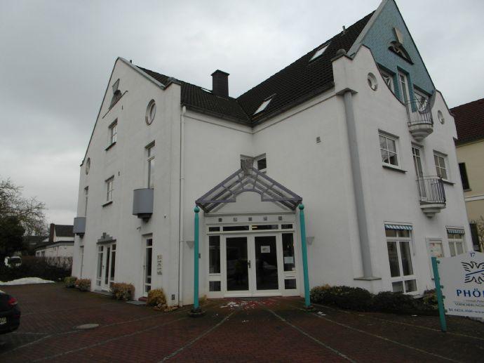 3-Zimmer-Wohnung mit Balkon im Zentrum von Verden (Aller)