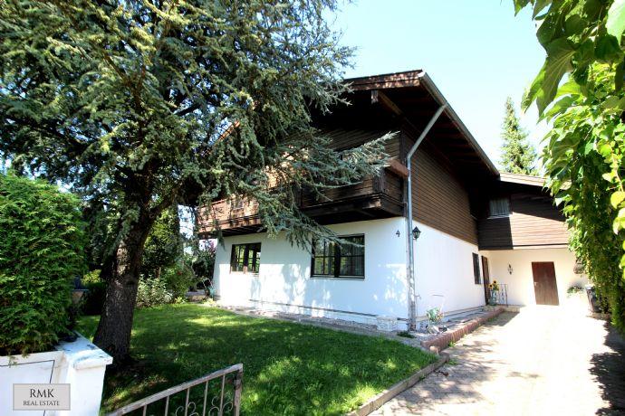 Großzügige Landhausvilla am Starnberger See in Münsing
