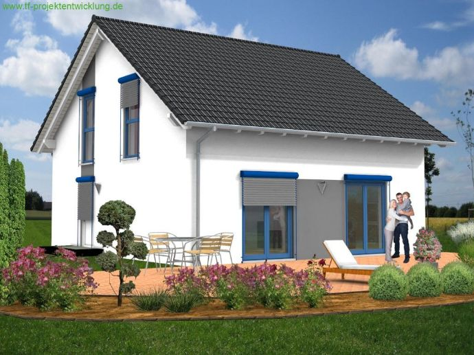 Mietkaufbasis !! Energiespeicherhaus KfW 55 - Individuell und schlüsselfertig inkl. Grundstück nach Wahl