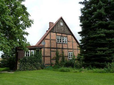 Südgiebel Wohnhaus