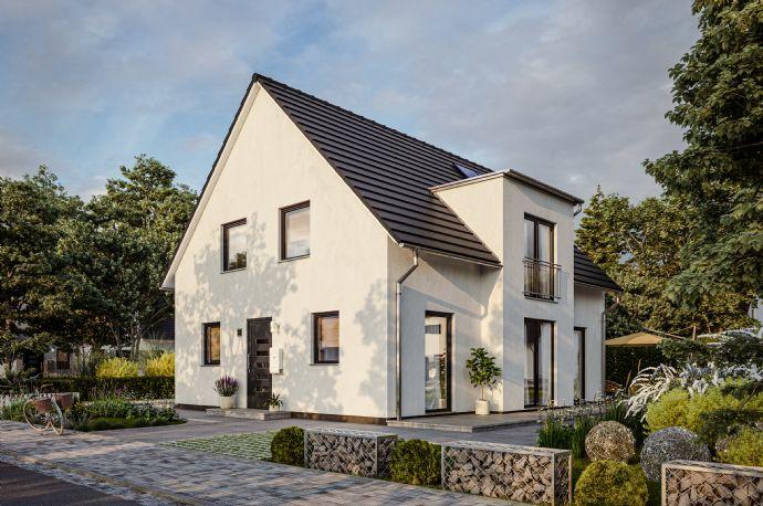 Modernes Wohnen KFW 55 Fußbodenheizung