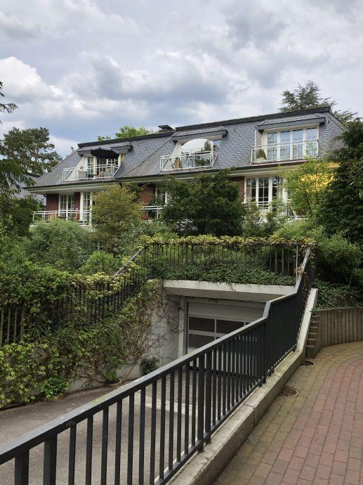 Hamburg - Othmarschen - 2-Zimmer-Wohnung mit 2 Terrassen nähe Elbe