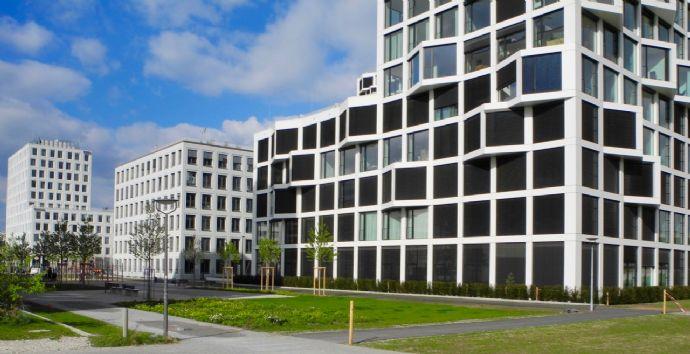 Luxuriöse Loft-Wohnung am Hirschgarten mit