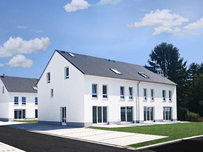 Neubaugebiet: Platz für die ganze Familie! KfW 55-Reihenhäuser in Geislingen