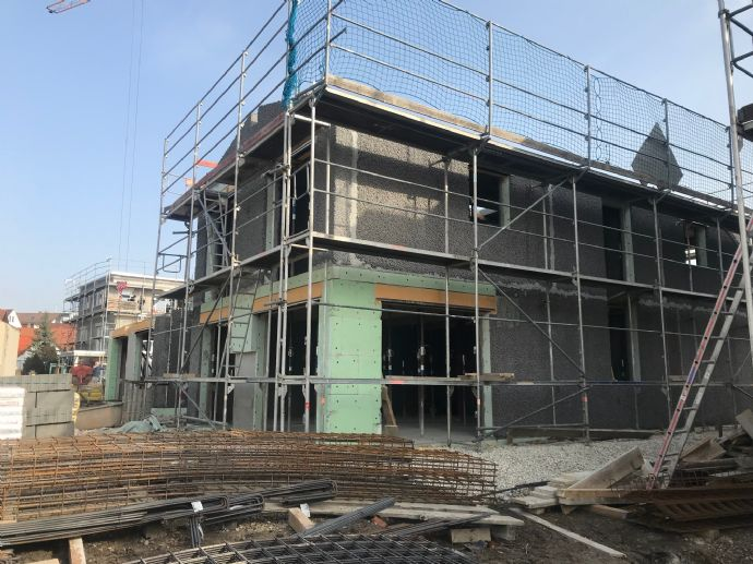Neubau Einfamilienhäuser Erbach