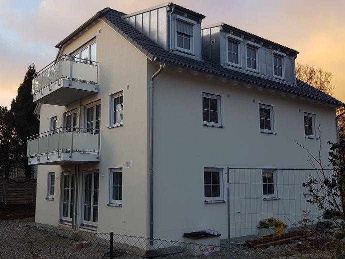 4 Zimmer Neubau Gartenwohnung in Großhadern