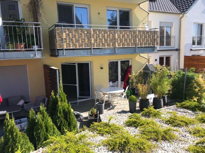 3-Zi-EG-Wohnung mit sonniger Südterrasse