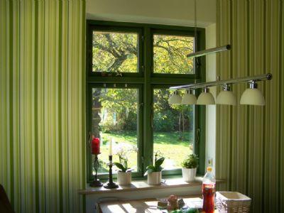 Reetdachhaus Fenster