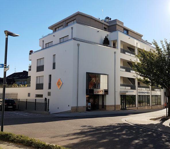 2-Zi.-Wohnung Bad Krozingen - Bahnhofsnähe