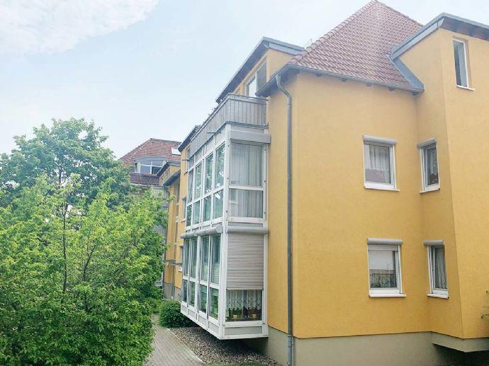 Schöne Dachgeschosswohnung in Dresden