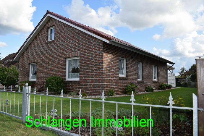 Objekt Nr. 19/831 Einfamilienhaus mit Garage im Landkreis Leer / OT Moormerland - Warsingsfehn