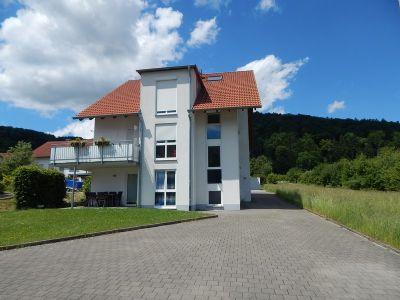 Reserviert ! Modernes Mehrfamilienhaus mit 4 Wohneinheiten in grüner Randlage mit herrlicher Aussicht * 78315 Radolfzell-Stahringen nahe zum Bodensee