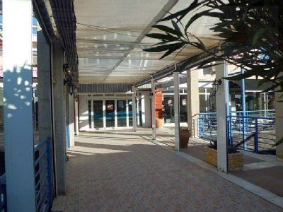 Los Dolses Ladenlokale, Ladenflächen