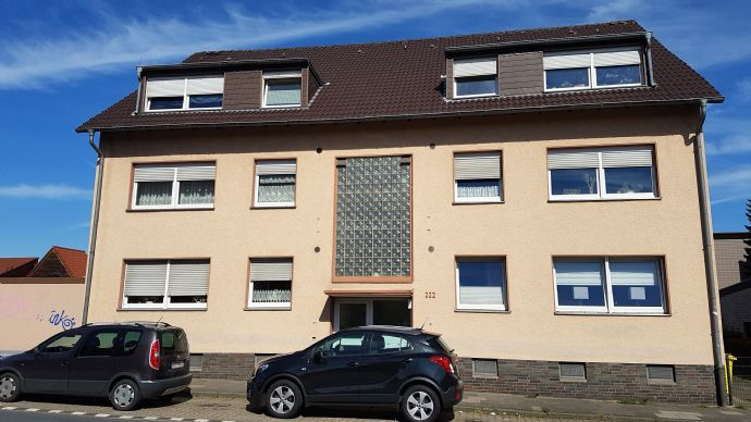 Gut geschnittene 3 1/2 Raum Wohnung in Bottrop Fuhlenbrock*großer Balkon*1. Etage*ruhige Hausgemeinschaft