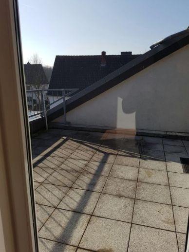 Wunderschöne Dachgeschoss-Wohnung mit Balkon
