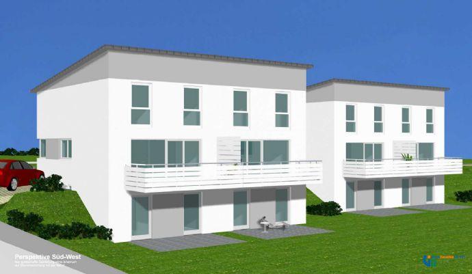 Doppelhaushälfte KfW 55 (DHH 8) Baustart im Sommer