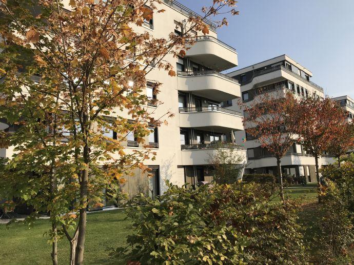 Traumhafte 4 Zimmer Penthaus Dachterrassenwohnung mit Blick über München in Bestlage Nordschwabing