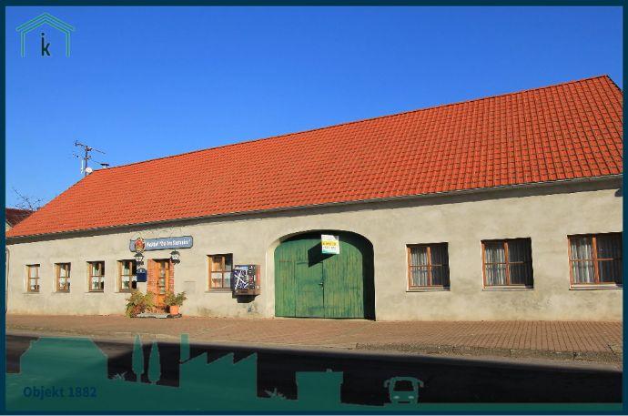 Immobilie bei Schlieben, Gaststätte und Saal