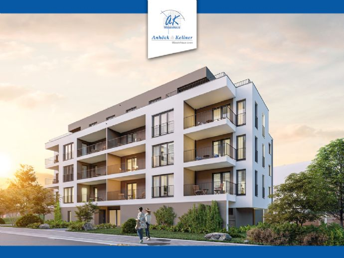 Eigentumswohnung für Ihren Altersruhesitz im Süd-Osten von Erfurt