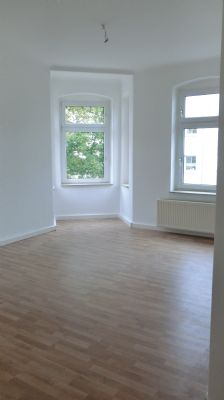 Wohnzimmer kleine Wohnung 1. OG