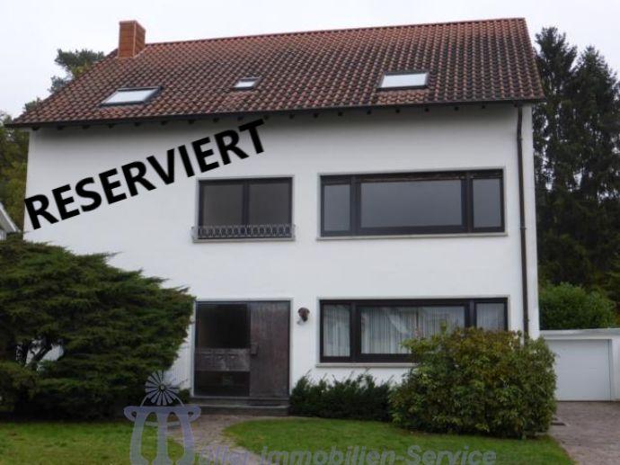 Großzügiges 1- bis 2-Familienhaus in Toplage von Homburg