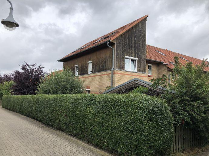 Vermietetes Reihenendhaus im Ostseeviertel Ryckseite in Greifswald