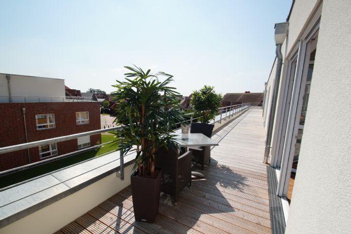 Seniorenwohnung mit Dachterrasse