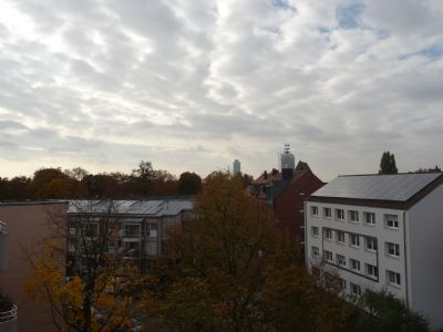 Ausblick von Dachterrasse