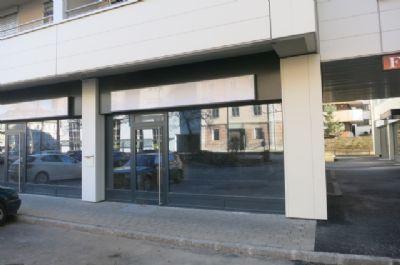 Klagenfurt Ladenlokale, Ladenflächen
