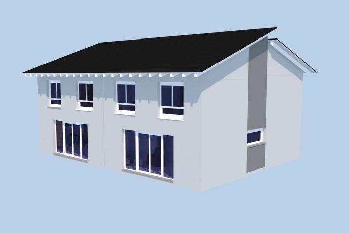 Doppelhäuser in Albbruck - Neubaugebiet
