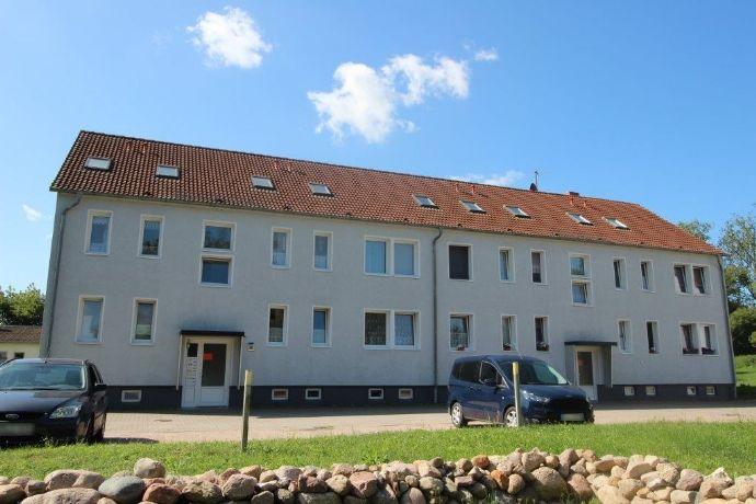 Helle 2-Raum-Dachgeschosswohnung