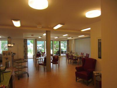 Speisesaal Pflegeheim