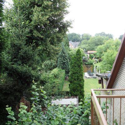 Balkon- Aussicht