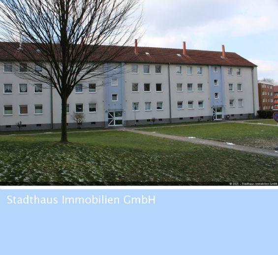 Bochum-Eppendorf: Vermietete 2-Zimmer Erdgeschosswohnung als Kapitalanlage