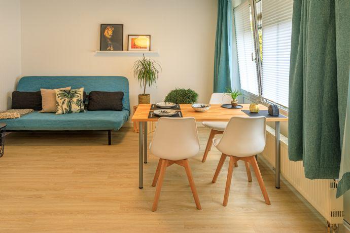Möblierte Wohnung flexibel mieten