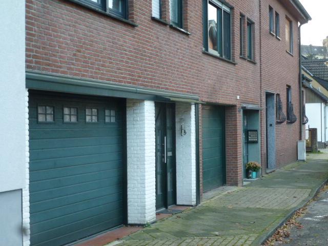 Studentenzimmer im gepflegten Stadtreihenhaus mit Gartenanlage für Wohngemeinschaften in Kleve-Zent