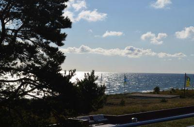 Strandpromenade -  Blick vom Haus des Gastes