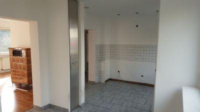 Essbereich - Blick richtung Küche und Wohnzimmer