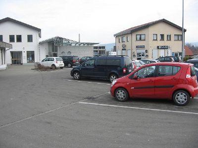 Parklplatz